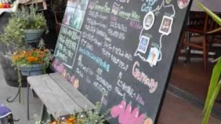 100411世田谷Andy Cafeで開催されたトイマンオフ会の様子.