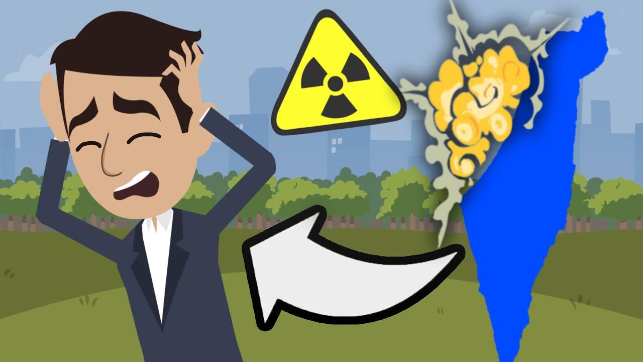 מה יקרה אם פצצת אטום תיפול בתל אביב?