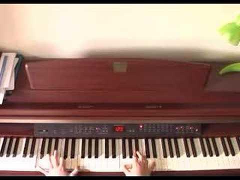 All I Need - Within Temptation : piano cover