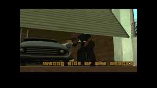 GTA San Andreas - Wrong Side of the Tracks (Big Smoke Mission #3) - Method #5 - the SeaSparrow