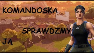 Komandoska skin for Pro and let's check it out | Fortnite
