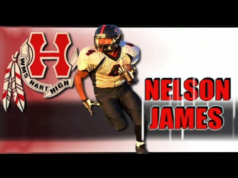 Nelson James Hart HIgh Class of 2016