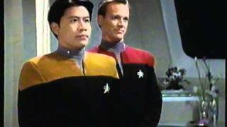 Star Trek: Voyager Original Cinematic Teaser Trailer 90's Sci-Fi