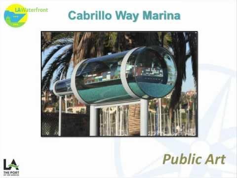 LA Waterfront Annual update by Geraldine Knatz, Ph.D.