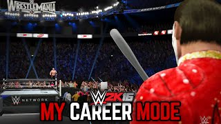 "WWE 2K16 My Career Mode - Ep. 48 - ""CHALLENGE OF THE CENTURY!!"""