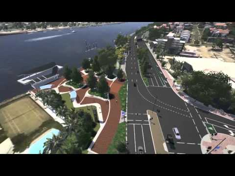 Kingsford Smith Drive Upgrade