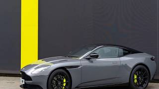 2019 Aston Martin DB11 AMR - James Bond Series | V12 5.2 Twin Turbo Engine