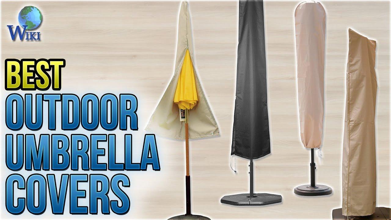 10 Best Outdoor Umbrella Covers 2018