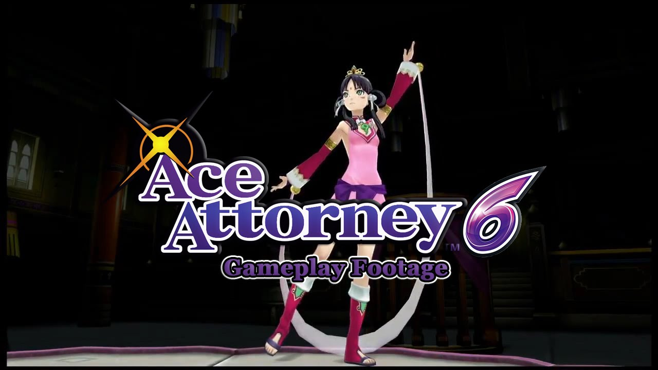 Ace Attorney Online Really Kristoph