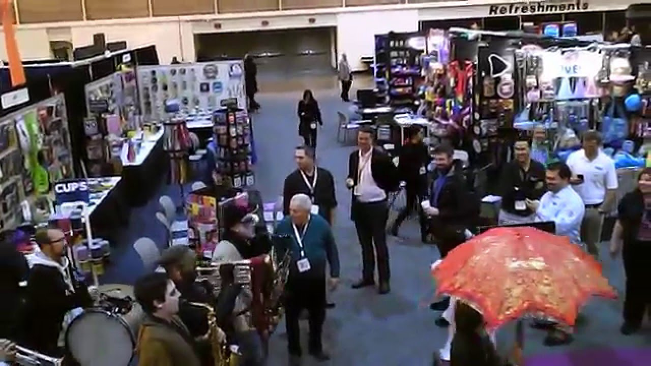 halloween party expo drone video clip 2 - New Orleans Halloween Parties