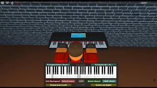 Heart and Soul - Big by: Hoagy Carmichael on a ROBLOX piano. [Easy Duet]