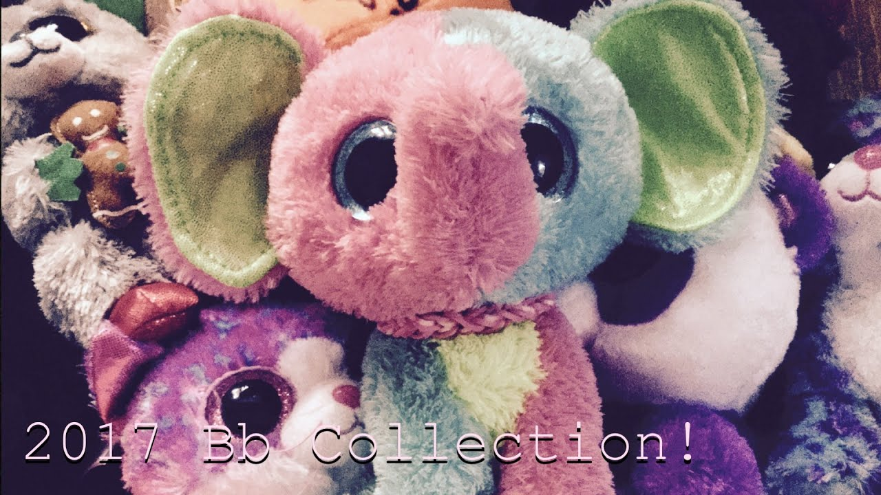 00a92afb78d Beanie Boo Collection 2016! - YouTube