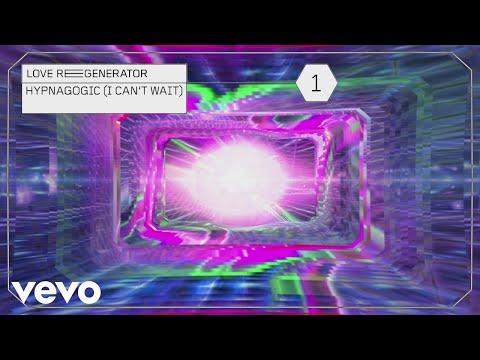 Love Regenerator, Calvin Harris - Hypnagogic (I Can't Wait)
