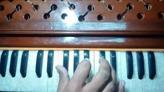 Poh Di Raat By Diljit Dosanjh Play On Harmonium {Learn Harmonium}