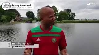 الهولانديين يشجعون المنتخب المغربي لوجود لاعبين مغاربة من هولندا