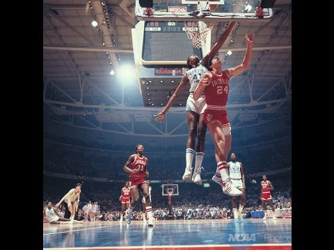 1981 NCAA National Championship Indiana vs UNC