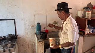 TIRINGA, O MASTERCHEF DO SERTÃO ENSINA A FAZER CAFÉ