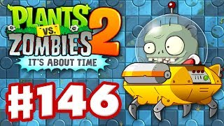 Plants vs. Zombies 2: It's About Time - Gameplay Walkthrough Part 146 - Far Future! (iOS)