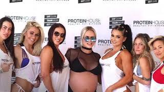 Вечеринка у Ларисы Рейз в Лас Вегасе и фотосъемка