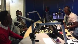 VUMA FM  Live Interview_Break The Ceiling