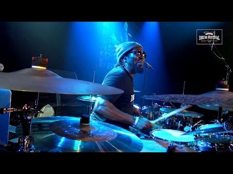 "MEINL DRUM FESTIVAL 2015 – Robert 'Sput' Searight – ""Shrill Tones"""