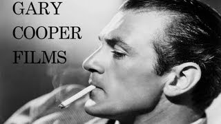 Gary Cooper's Filmography (1926 - 1961)
