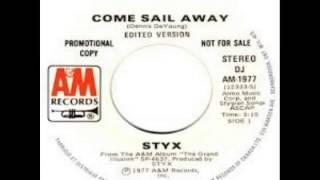 Styx - Come Sail Away (1977)