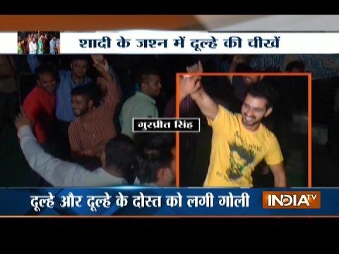 In Celebratory Firing One Injured at Marriage Function in Hoshiarpur