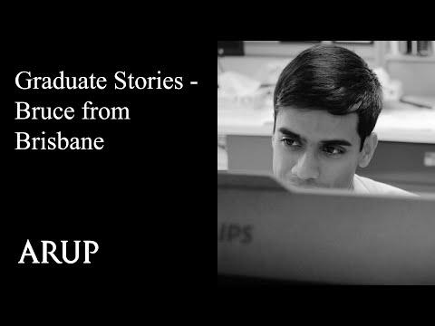 Arup Graduate Stories - Bruce from Brisbane | Arup