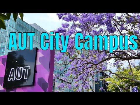 Auckland University of Technology, City Campus