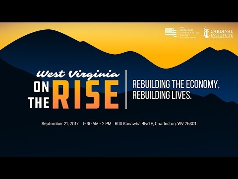 West Virginia On The Rise