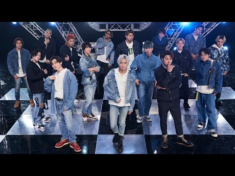 THE RAMPAGE from EXILE TRIBE / ALL ABOUT TONIGHT (TV SHOW)