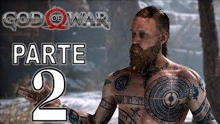 God of War | Gameplay en Español Latino | Parte 2 - No Comentado (PS4 Pro) [1080p 60FPS]