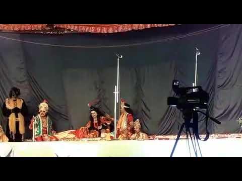Laxman shakti Ramleela seen रामलीला मंचन कोटा