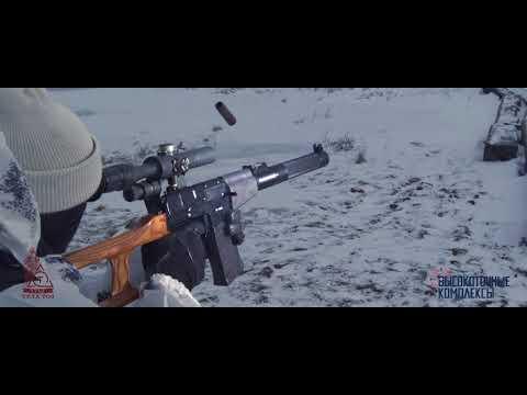9 мм винтовка снайперская специальная ВСС