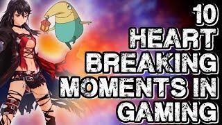 10 Heart Breaking Moments in Gaming - Tarks Gauntlet