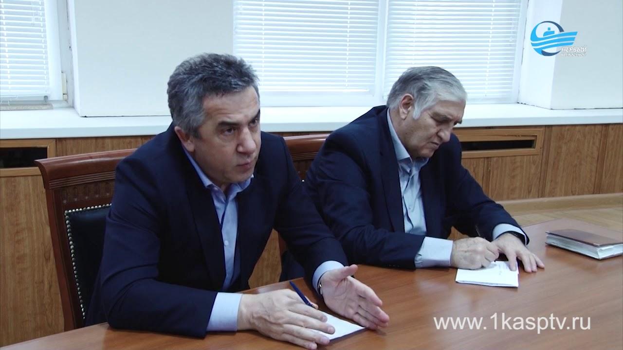 Чемпионат Европы по вольной борьбе пройдет в Каспийске. Глава города обсудил вопросы подготовки на заседании рабочей группы