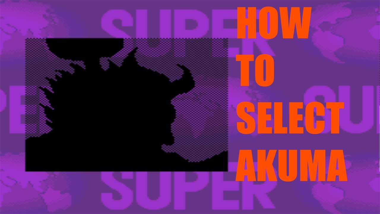Super Street Fighter Ii Turbo Ryu Move List Youtube