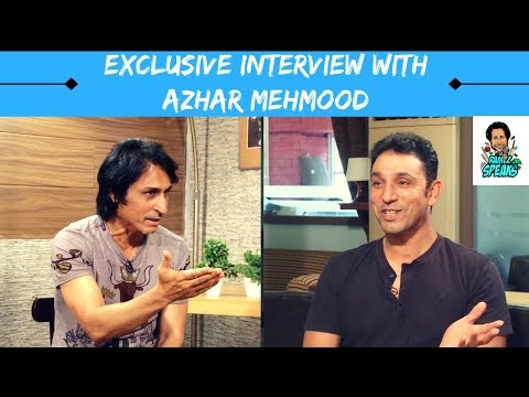 Exclusive Interview with Azhar Mehmood | Ramiz Speaks