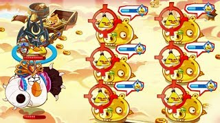Angry Birds Epic - Golden Cloud Castle Gameplay Walkthrough Part 5 (iOS, Android)