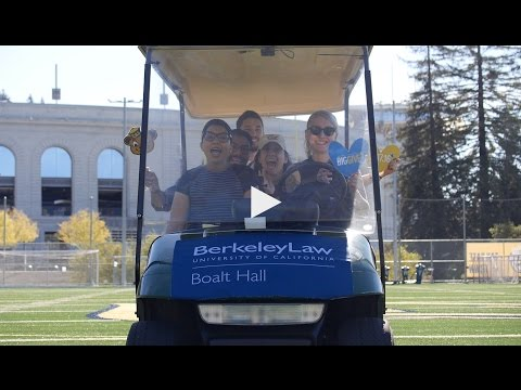 Berkeley Law Carpool Karaoke
