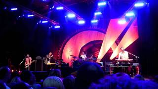 Keane - Your Love (Live Dalby Forest, North Yorkshire 2010)