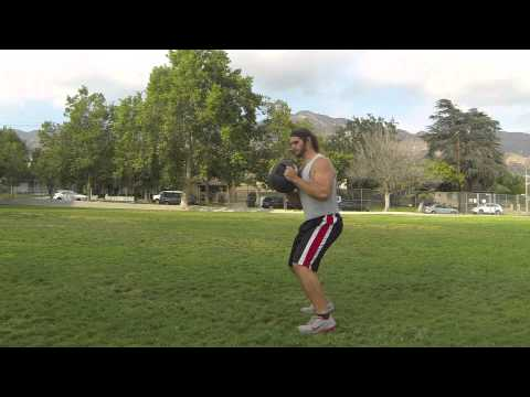 Dual Grip Med Ball Routine