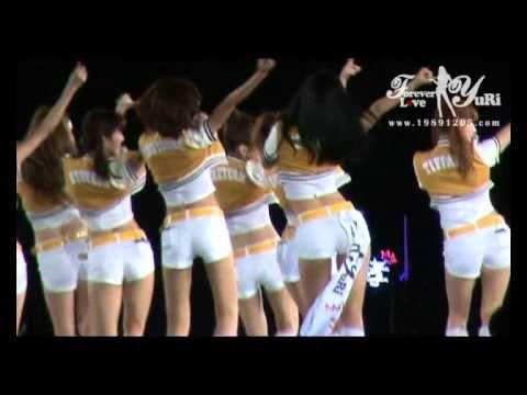 [Fancam] 100911 Yuri SNSD - Oh! @ SM TOWN 2010 Shanghai