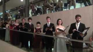 "E.Whitacre ""Lux Aurumque"" by World Youth Choir 2012"