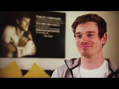 Aaron Cook | British to Moldovan Taekwondo Star | Trans World Sport