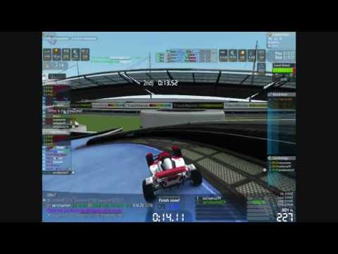 Trackmania Server Fun Nights #4: Dolphin Arcing in the Ocean