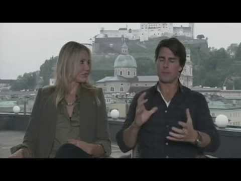 Knight and Day: Cameron Diaz & Tom Cruise Interviews