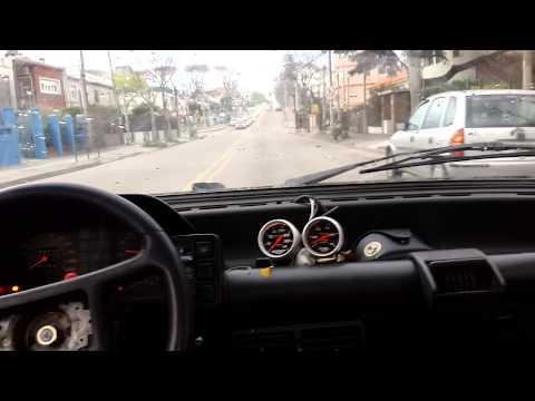Fiat uno 1.6 turbo by FGC Motorsport