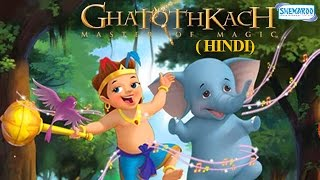 Ghatothkach 2 Hindi Full Movie - Animated Characters - Full Movie For Kids